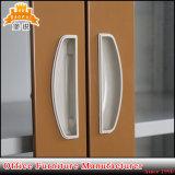 Muebles de oficina la puerta de cristal Archivador con 2 cajón