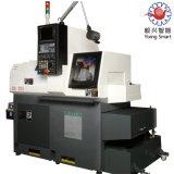 アルミニウムBS205を機械で造らせる縦CNCの旋盤にダイカストを