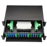 Коробка Distribucion оптического волокна ODF