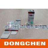 Effet de hologramme Testomix 250 - Propionate d'énanthate de testostérone 10 ml Étiquette de flacon