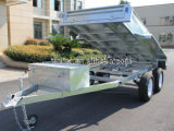 10X5FT heiße eingetauchte galvanisierte hydraulische neigende Hochleistungsschlußteile