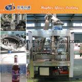 Het Vullen van het Vruchtesap van de Fles van het glas Machine 3 in-1 Monoblock