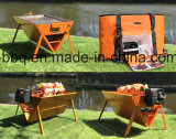 Multi-Zwecke Gitter im faltbaren Picknick-Koffer konzipiert