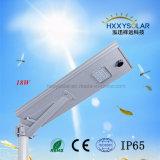 Горячая продажа Встроенный светодиодный индикатор солнечной энергии 18W