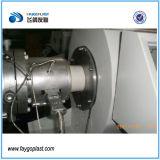 Tubo di drenaggio dell'acqua del PVC che fa macchina con il prezzo