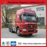 販売のための中国HOWO 10の車輪371HPのトレーラートラックのトラック