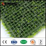Furação de rastreio de grama plástica Garden Hedges Hedge artificial