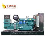 prix d'usine 250kw Groupe électrogène Diesel industriels avec moteur Weichai WP12