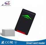 Lector de tarjetas elegante sin contacto de la radio RFID del Hf