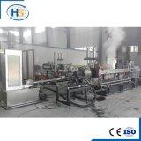 Pp.-PET-Winkel- des Leistungshebelsbiodegradierbare Plastikstärke-Zwilling-Schrauben-Granulation-Maschine
