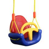 Prateleira de balanço ao ar livre com slide