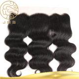 Aaaaaaaa加工されていない100%のブラジル人のバージンの人間の毛髪の編むこと