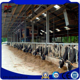 Vertiefung gedichtete Stahlrahmen-Zelle für Vieh-Bauernhof-Haus