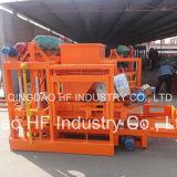 Цена машины делать кирпича цемента Qt4-25 в Индии