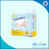 PE BacksheetおよびPPテープアフリカの市場のための使い捨て可能な赤ん坊のおむつ