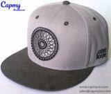 Surtidor gris del sombrero del casquillo del Snapback de las lanas en China