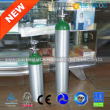 Aluminium médical M6/M9/MD/Me/M60 Hotsale de cylindre d'oxygène de DOT3al