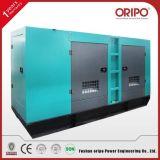 96kw tipo silenzioso generatore diesel di energia elettrica con il motore di Lovol