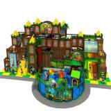Campo de jogos macio interno da loja para miúdos