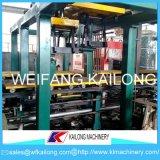 Machine de production de moulage de bâti de qualité