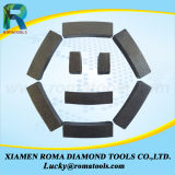돌 제조자를 위한 경쟁가격 및 좋은 품질 다이아몬드 세그먼트 공구