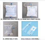 Утвержденном Ce одноразовые медицинские мочи Driange дозатора сумку с точного измерения