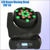 Wäsche-Stadiums-Disco DJ des LED-beleuchten bewegliche Hauptträger-LED
