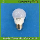 3W LED Birnen-Licht mit Aluminium und Eco Plastik