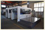 Machine se plissante de papier cartonné Semi-Automatique plus vendu et de découpage plate