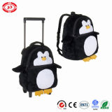 Baby Travel Trolley Bag Plush Penguin Toy