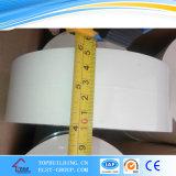 Cinta común de papel clasificada central de /Micropore para Drwyall y techo/cinta común de papel para la tarjeta de yeso que articula/cinta común blanca 75m*50m m