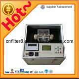 La alta exactitud del aceite del transformador automático Kit de pruebas de rigidez dieléctrica (IIJ-II-80)