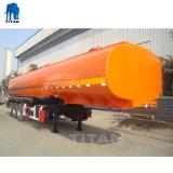 3 eixo 47 000 litros de combustível do tanque de óleo semi reboque para venda