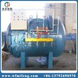 電気冷たいタイヤのRecycleing区域機械