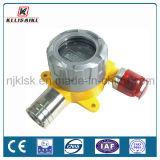 4-20mA Alarm van de Detector van het Methaan van de Analysator 0-5%Vol IRL van ch4 van de output het Infrarode