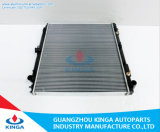 닛산 Navara D40 4cyl Diesel 2005년을%s 자동 Replacement Radiator