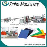Plastikplatten-Material Ectrusion maschinelle Herstellung-Zeile
