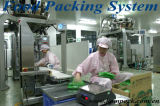 Paquete de alimentos máquina