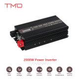 Niedriger Hochfrequenzinverter des Preis-2000W 12V/110V 50Hz mit Amerika-Stecker