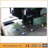 Máquina de perfuração hidráulica da placa do CNC