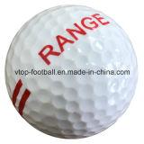 A prática de cor branca bola de golfe