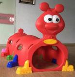 De Plastic Elfachtige Tunnel van uitstekende kwaliteit van de Trein voor Tunnel van het Spel van het Jonge geitje van het Speelgoed van de Tunnel van het Spel van Jonge geitjes de Plastic