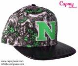 El patrón de impresión personalizadas con Logo Tapa Snapback Hat