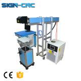 Logotipo Medcine Máquina de Marcação de CO2 máquina de impressão