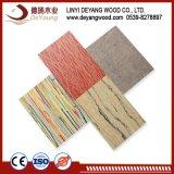 2,5Mm 2,7mm 3mm 5mm Planície de compensado de madeira de MDF/HDF/MDF fábrica da Placa