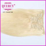 Capelli all'ingrosso del Brown Remy dei capelli della clip di estensioni dei capelli umani