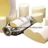 Пористый керамические подложки керамические Honeycomb Catalyst для автомобиля