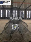 중국 공장 SS304 면도칼 가시철사