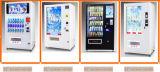 Multimedia die LCD de Automaat van het Boek van Combo van het Scherm van de Vertoning Adverteren