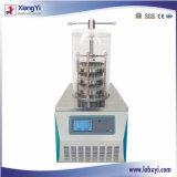 、食糧医学、Herba Durianのためのベンチ上の実験室の真空の凍結乾燥器(凍結乾燥機)
